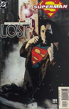 Superman #189 Lost Hearts Importada