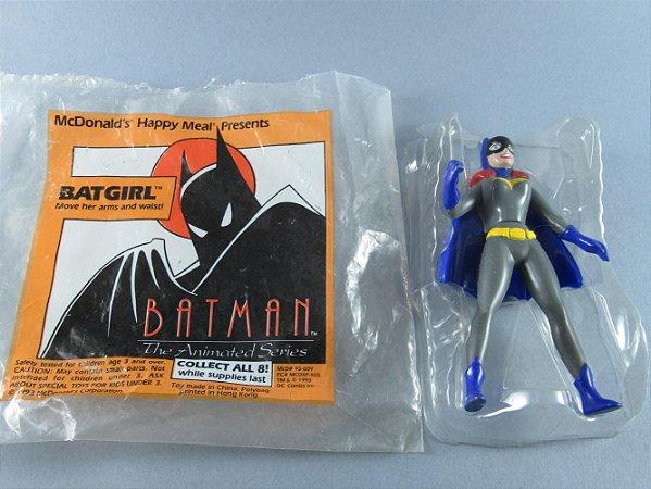 McDonald´s 1993 Batman Animated Series Batgirl Figure