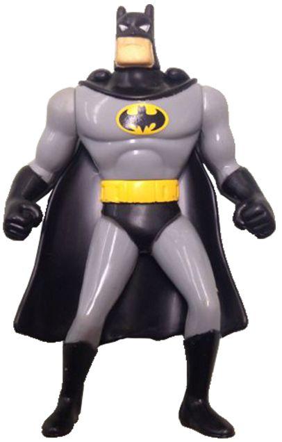 McDonald´s 1993 Batman Animated Series - Batman With Removable Cape