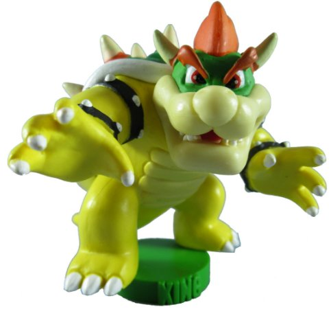 Nintendo Super Mario Bros Chess Piece Bowser (koopa)  King