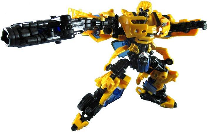 Hasbro 2006  Transformers Movie Bumblebee Deluxe Class Loose