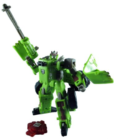 Takara Transformers Movie 2007 Grindcore Exclusivo Wallmart Loose