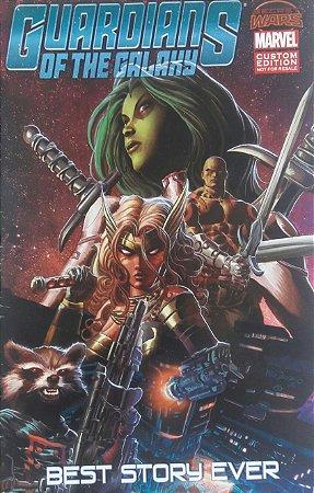 Guardians Of The Galaxy #1 Importado Hasbro Custom Edition
