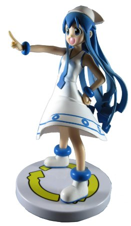 Taito 2011 Ika Musume Shinryaku! Squid Girl FIgure Loose
