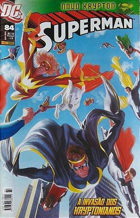 Superman #84 Ed. Panini