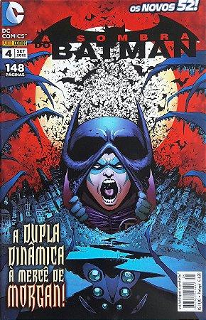 A Sombra do Batman #4 Os Novos 52 Ed. Panini