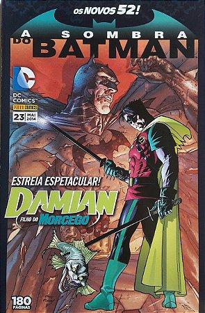 A Sombra do Batman #23 Os Novos 52 Ed. Panini