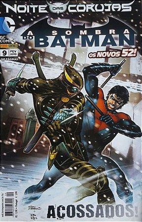 A Sombra do Batman #9 Os Novos 52 Ed. Panini