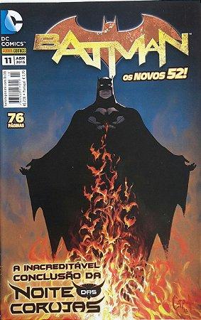 Batman #11 Os Novos 52 Ed. Panini