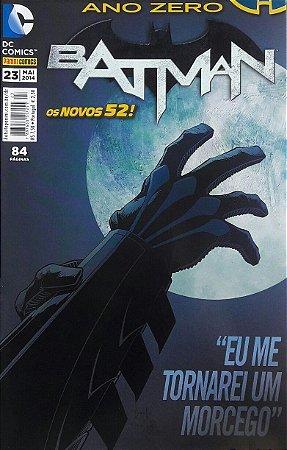 Batman #23 Os Novos 52 Ed. Panini