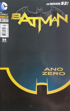 Batman #21 Os Novos 52 Ed. Panini