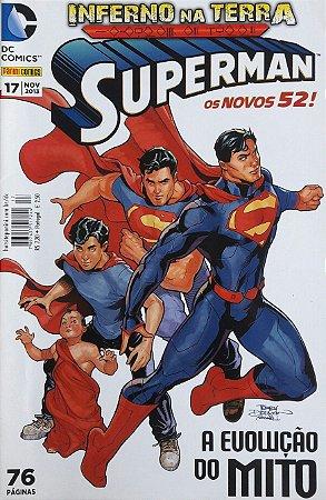 Superman #17 Os Novos 52 Ed. Panini