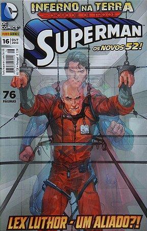 Superman #16 Os Novos 52 Ed. Panini