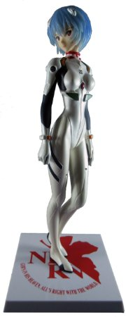 Sega PM Figure Evangelion Shingekijouban Rei Ayanami Loose