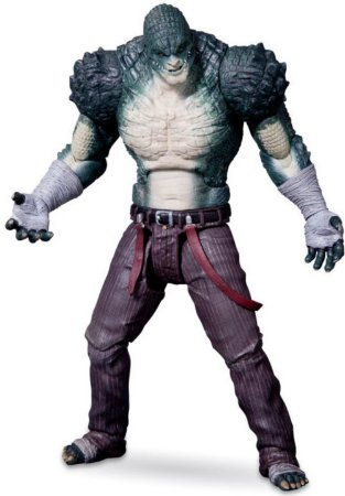 DC Collectibles Batman Arkham Origins Killer Croc Action Figure Series 2