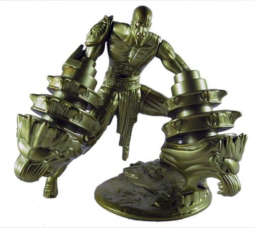 Top Cau 2015 God of War Kratos Figure
