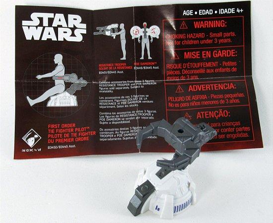 Hasbro Star Wars Acessório First Order Tie Fighter Pilot