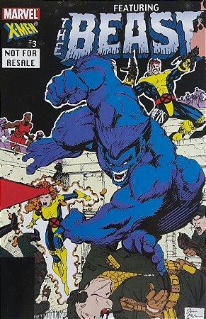 X-Men #3 Importada Re-Edição Marvel Legends