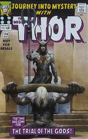 The Mighty Thor #116 Importado Re-Edição Marvel Legends