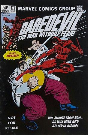Daredevil #171 Importada Re-Edição Marvel Legends