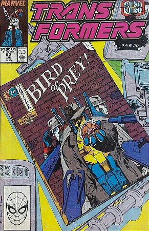Transformers #62 Importada