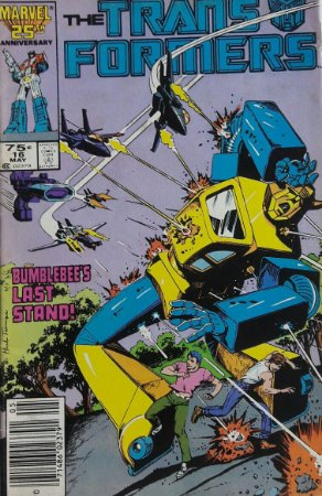 Transformers #16 Importada