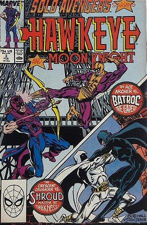 Solo Avengers #3 Importada