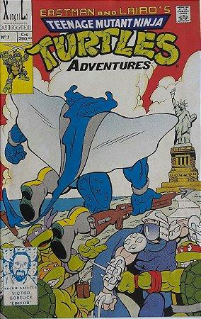 Teenage Mutante Ninja Turtles Adventures #1