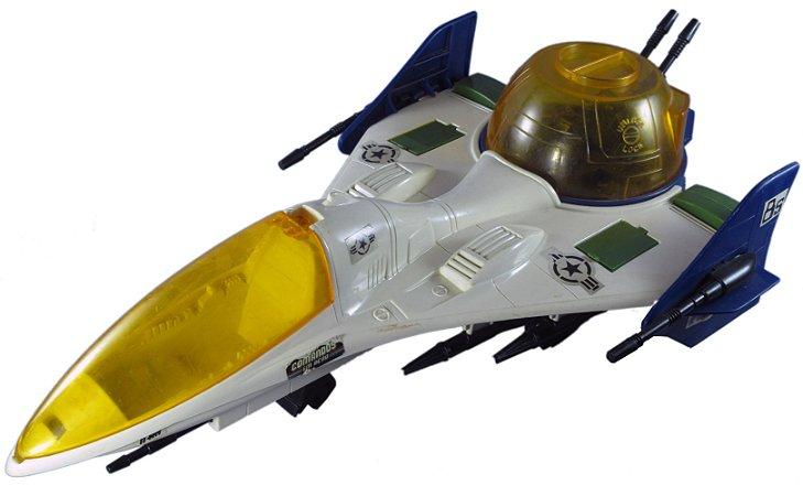 Estrela 1987 Comandos em Ação Avião Força 2000  Space  ( S.P.A.C.E  )