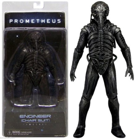 Engineer (Chair Suit) - Prometheus - Neca Toys