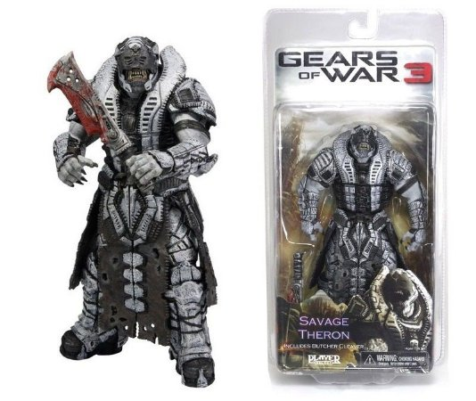 Savage Theron - Gears Of War 3 - Neca Toys