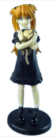 Bandai Gashapon Evangelion Asuka Criança