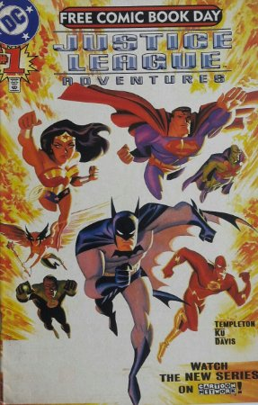 Justice League Adventures #1 Importado