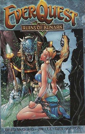 Everquest: The Ruins of Kunark Importada Jim Lee