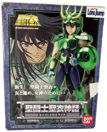 Bandai Cloth Myth Cavaleiros do Zodíaco Shiryu V2 1.0 Figure