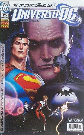 Universo DC #15 Ed. Panini