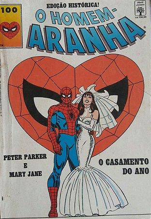 Homem-Aranha #100 - Ed. Abril