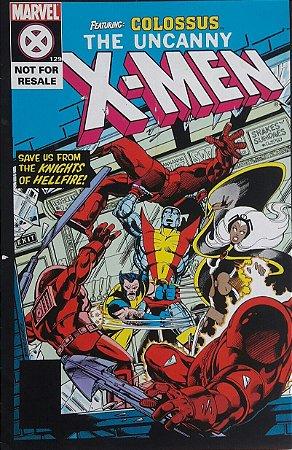Uncanny X-men #129 Importado Re-Edição Marvel Legends
