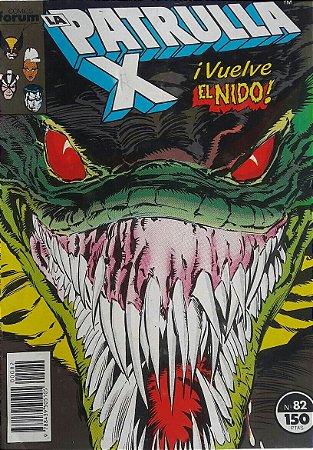 La Patrulla-X #82 (X-men) Importada Espanha