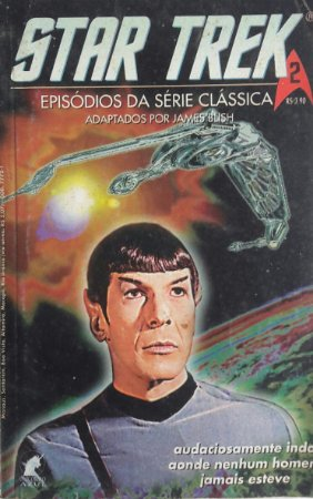 Star Trek Episódios da Série Clássica #2 Editora Unicórnio Azul