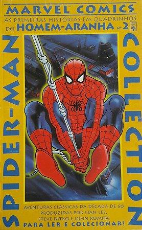Homem-Aranha #2 As Primeiras Histórias em Quadrinhos