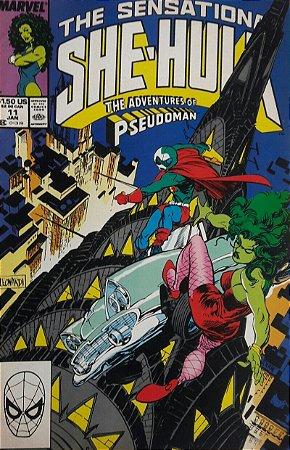 The Sensational She-Hulk #11 Importada