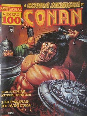 A Espada Selvagem de Conan #100
