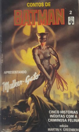 Contos de Batman #2 Mulher-Gato Ed. Abril