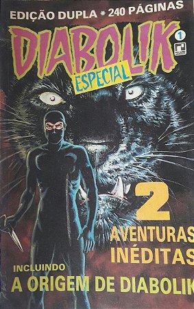 Diabolik Especial #1 Ed. Record
