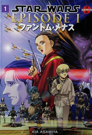 Star Wars Episode 01 Kia Asamiya Dark Horse Comics Importado