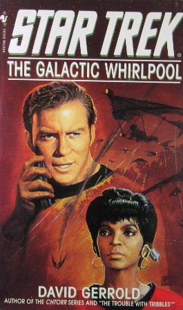 Star Trek The Galactic Whirlpool Espectra Importado