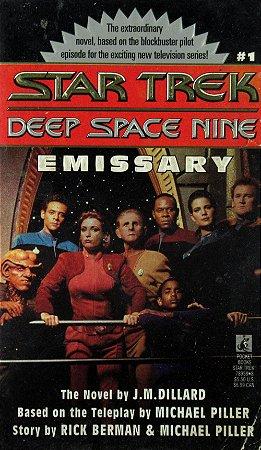Star Trek Deep Space Nine Emissary Importado