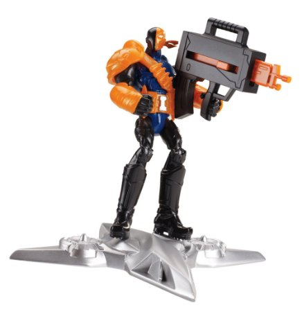Mattel DC Batman Deathstroke Destroyer Figure