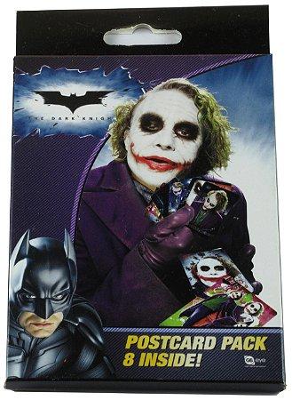 Dc Batman TDK Pack com 08 Cartões Postais 15 X 15 Cm